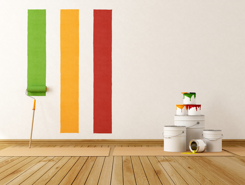 Painting your home and office