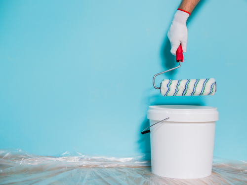 Is It Better To Brush Or Spray Paint Your House?