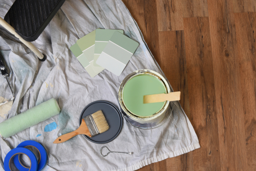 Can You Paint Directly on Dry Wall?